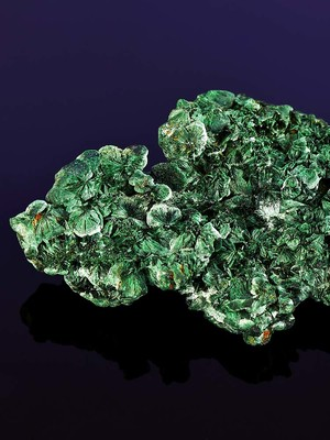 Malachite Fibreuse