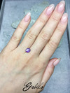 Star pink sapphire cabochon 1.60 ct